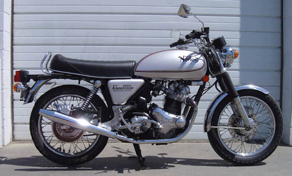 1975 Norton Mark III Commando 850cc