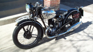 1933 Puch Twingle 250cc